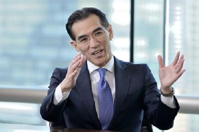 朝倉智也・SBIグローバルアセットマネジメント社長