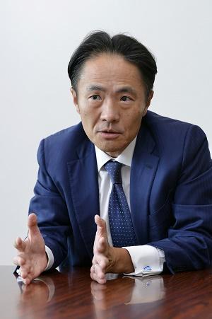 髙村正人・SBI証券社長