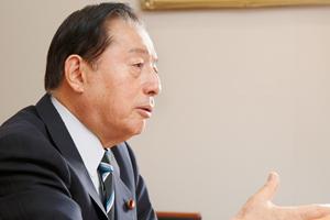 太田昭宏・公明党前代表