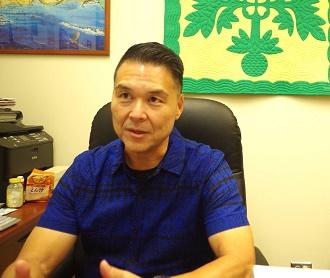 エリック高畑・ハワイ観光局局長