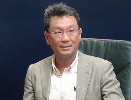 昆野昌俊・日本パイ技術総合研究所副社長。
