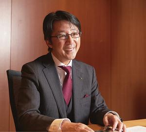 大塚辰男氏