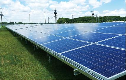印西和泉太陽光発電所