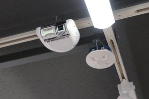 次世代型コンビニのカメラとセンサー