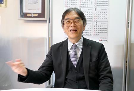 田中章雄氏