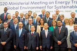 G20エネ・環境閣僚会合