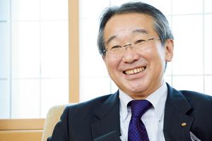 荻田敏宏・ホテルオークラ社長2