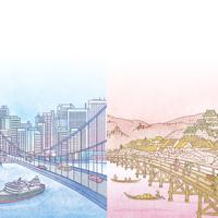 水辺に都市が栄える理由と開発の事例を探る | 経済界ウェブ