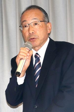 WOWOW田中社長